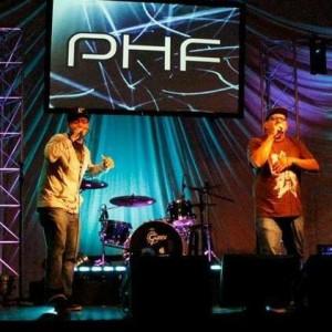 PHF in Concert